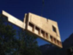 construction préfabriquée