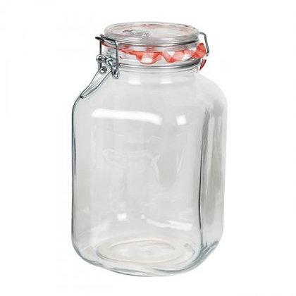 3 bocaux pour conserves de 3 litres