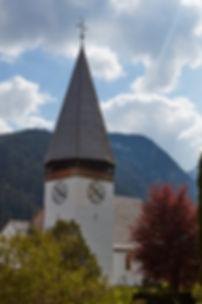 Eglise de Saanen