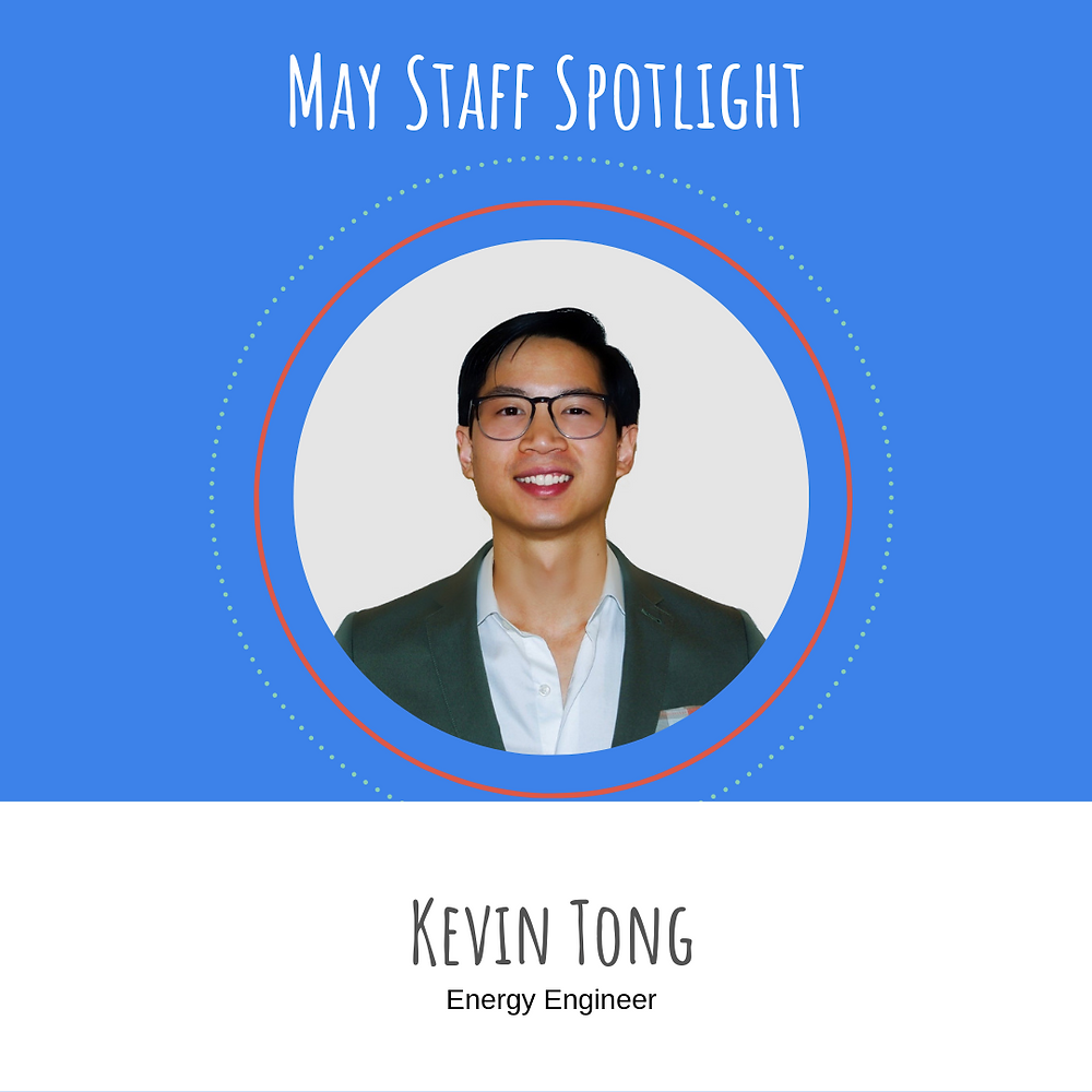Kevin Tong 360 Energy Group Staff Spotlight