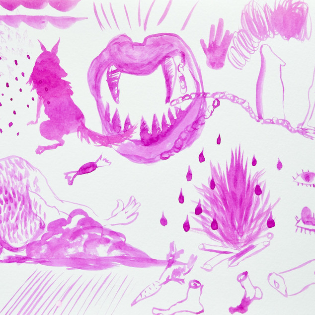 Quarantine drawings