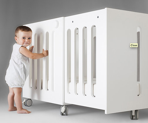 Moodelli Extendable Babybox Cot