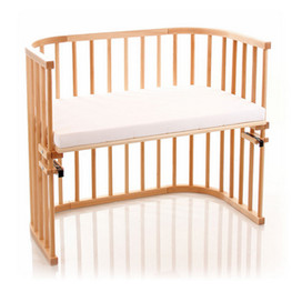 Fits to any height bed
