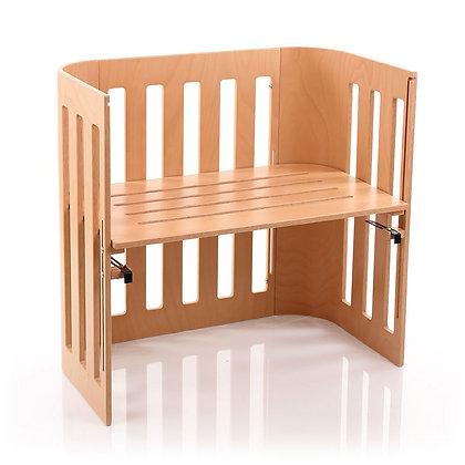 Ex-Display Babybay Trend - Varnished Beech
