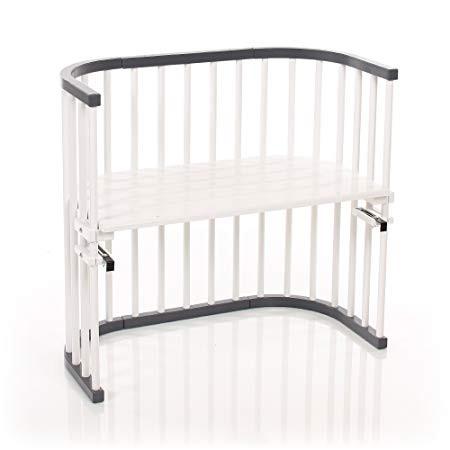 Babybay Original Grey and White