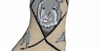 Javelina Design Crew Socks