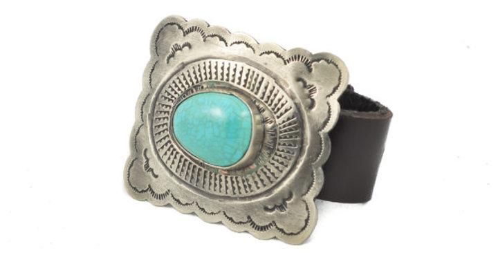 J. Alexander Stamped Fluted Bracelet