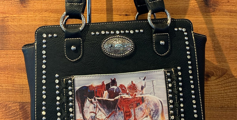 Montana West Concealed Gun Carry Purse