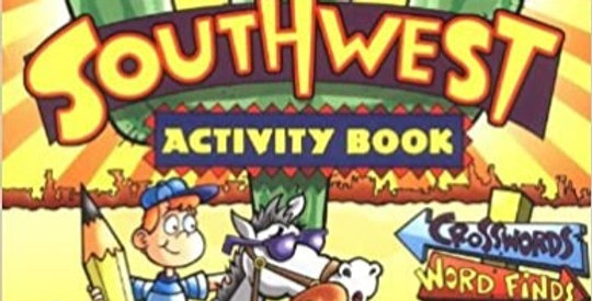 The Great Southwest Activity Book