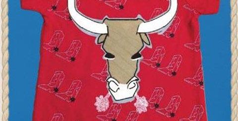 Bull Onsie (Red)