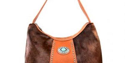 Trinity Ranch Cowhide Collection Handbag