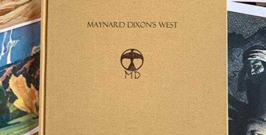 A LIMITED EDITION MAYNARD DIXON ART BOOK