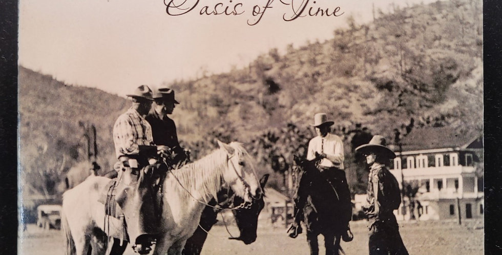 Castle Hot Springs, Documentary DVD - (BLU RAY)