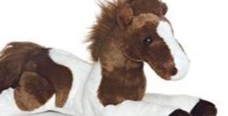 """""""Tola"""" Flopsie Horse - 12"""" Plush Toy"""