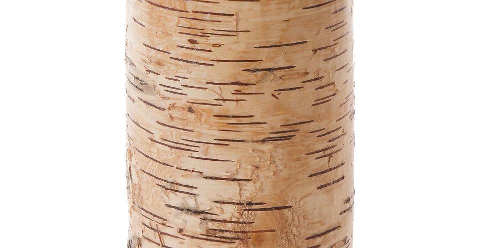 """Luminara® Flameless  7"""" Pillar Candle - Painted Birch"""