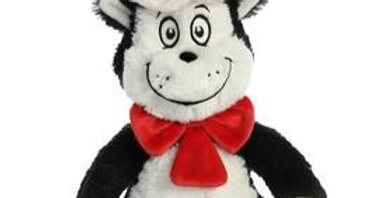 "Cat in the Hat - 18"" Plush Toy"