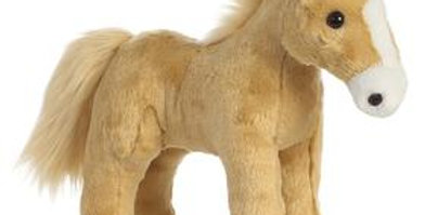 """Cheyene"" the Standing Horse - Plush Toy"