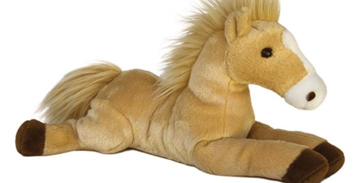 """Butterscotch""  Flopsie - Plush Horse"