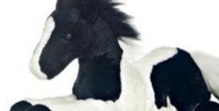 """""""Star"""" Flopsie - Plush Horse"""