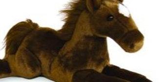 """""""Outlaw"""" Flopsie - Plush Horse"""