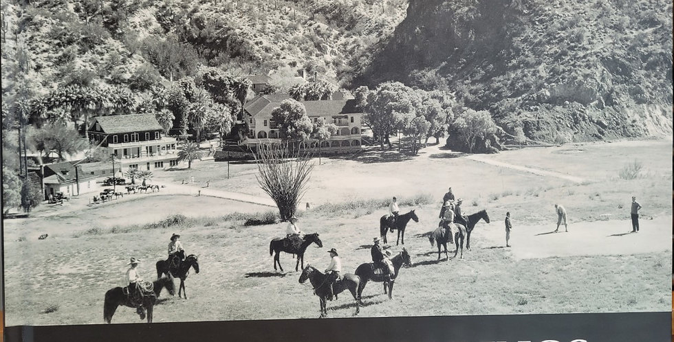 Castle Hot Spring, A Visual History