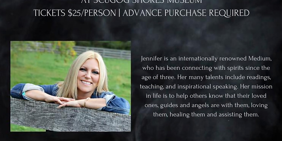 Jennifer the Medium