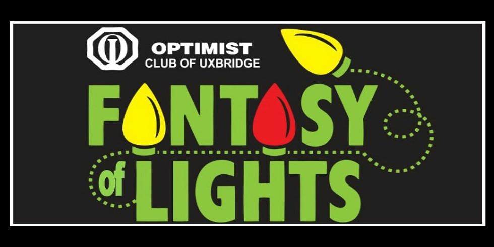 Optimist Club of Uxbridge Fantasy of Lights
