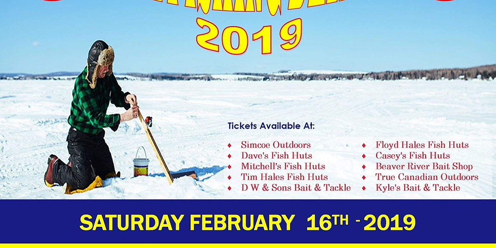 Beaverton Legion Icefishing Derby 2019