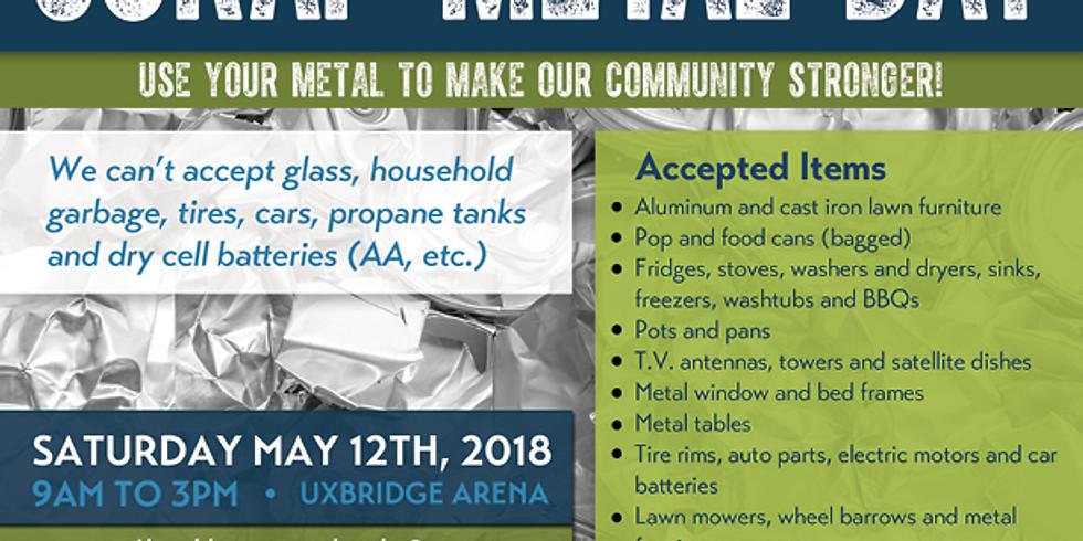 Rotary Club of Uxbridge: Scrap Metal Day