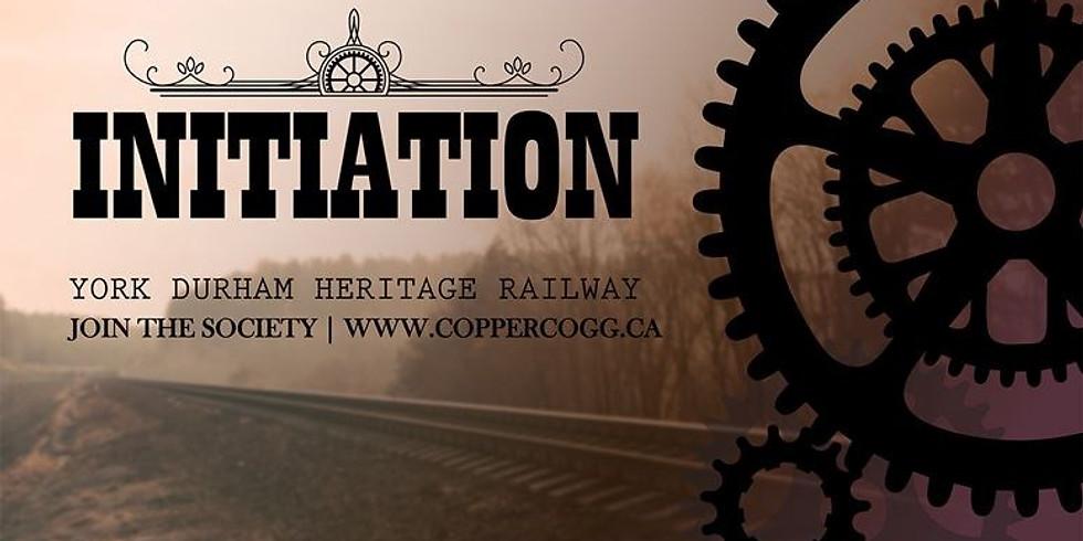 Initiation – An Escape Train Experience!