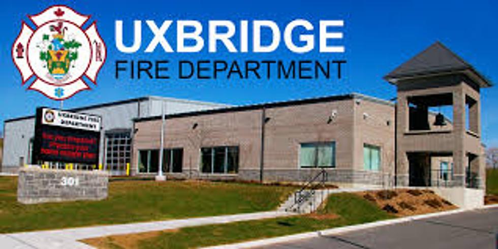 Uxbridge Fire Department Open House Day 2