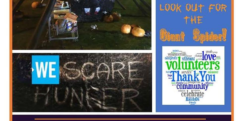 WE Scare Hunger- Uxbridge