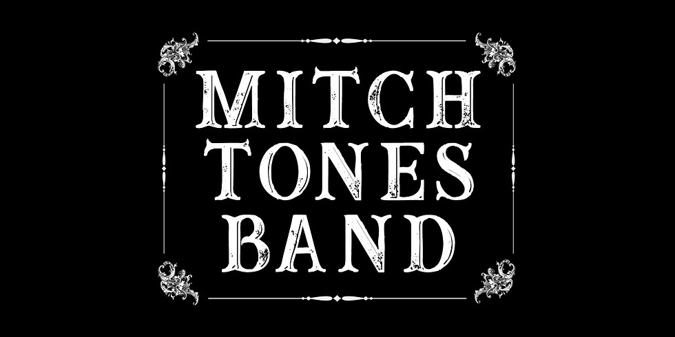 The Mitch Tones Band EP Release Party