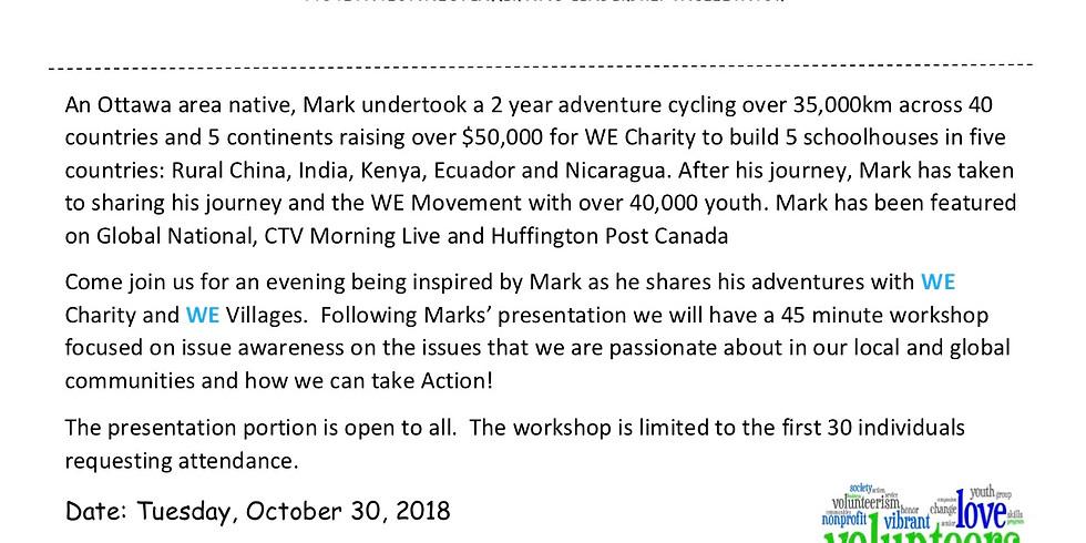 We Uxbridge Presents- Mark Quattrocchi