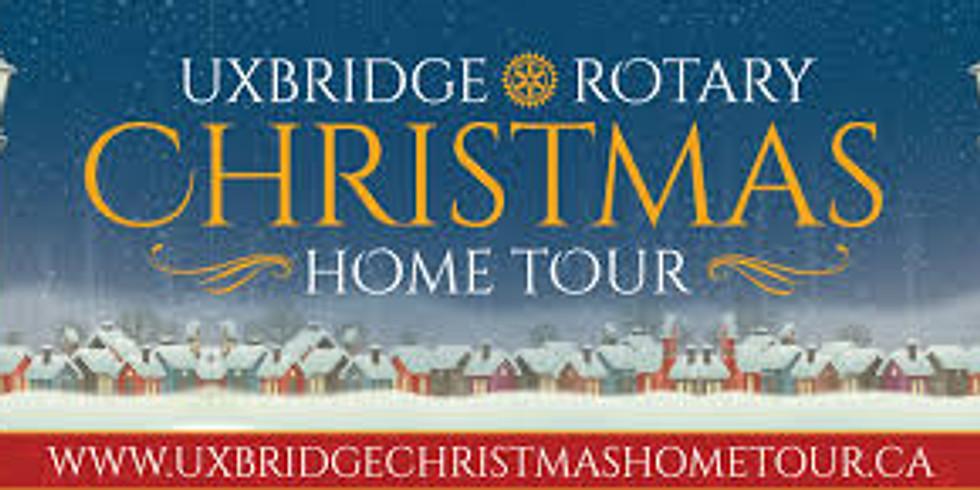Uxbridge Rotary Christmas House Tour