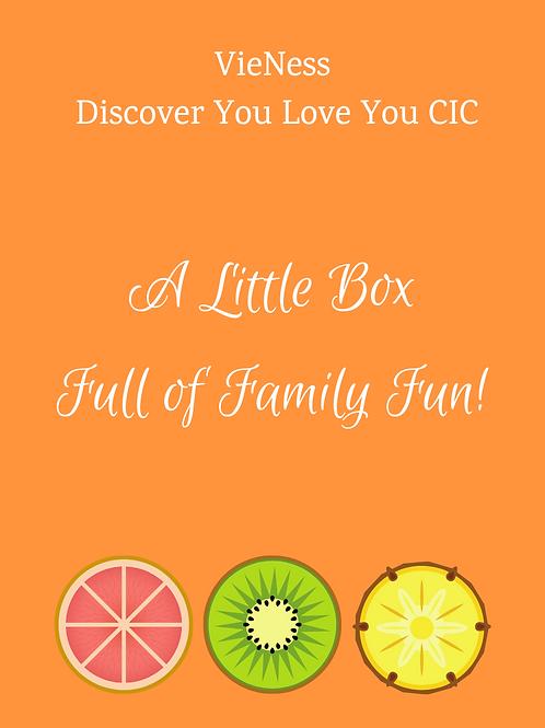 A Little Box of Family Fun!