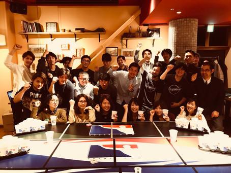 《正式結果》日本ビアポンチャンピオンシップ2017