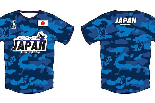 ビアポン日本代表ユニフォーム