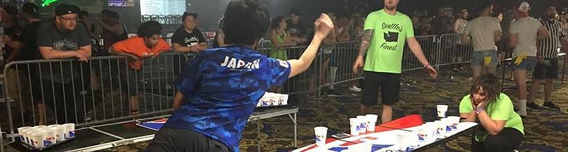 ビアポン、日本代表