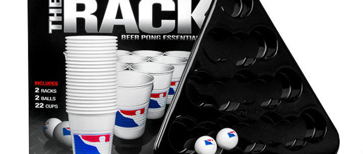 BPONG WSOBP 公式ビアポン ラックキット Beer Pong cup and rack kit
