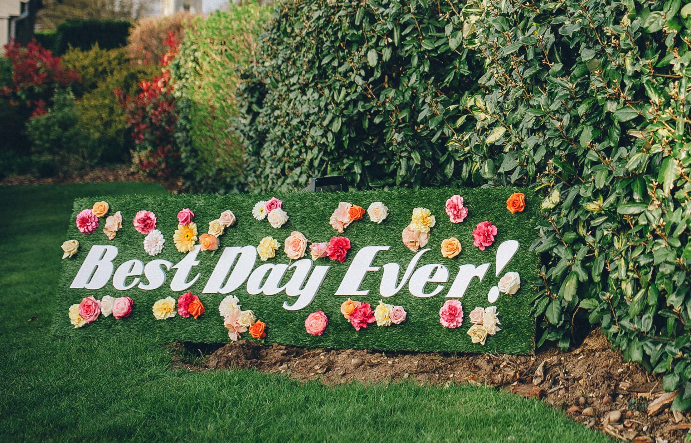 'Best Day Ever'