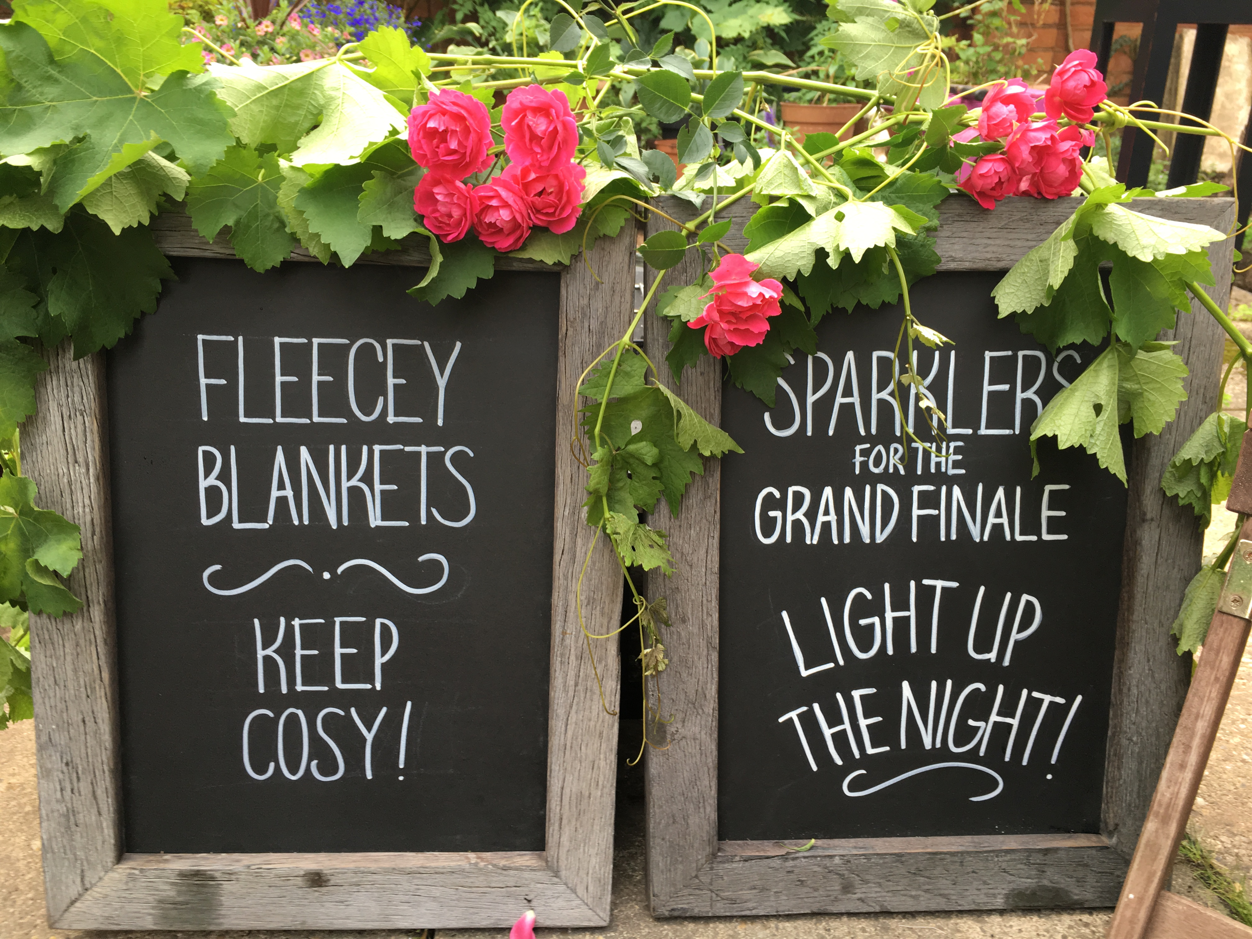 Blackboards A4 to A0 Sizes