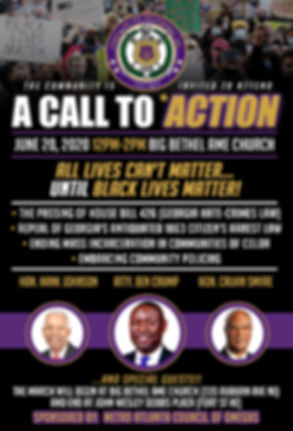 Omega Call to Action