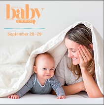hour baby and beyond  expo. white baby n