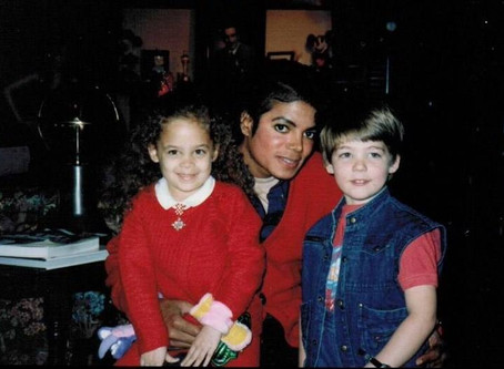 """ניקול ריצ'י על מייקל ג'קסון: """"הוא פשוט רצה להיות שוב ילד"""""""