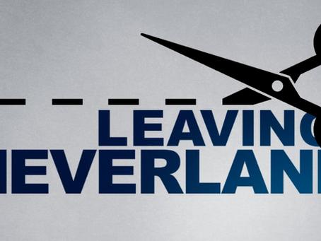 """""""לעזוב את נוורלנד"""" בגרסה חדשה: הפספוסים בחוץ"""