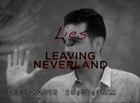 """השקרים מאחורי """"לעזוב את נוורלנד"""" לצפייה ישירה עם תרגום"""