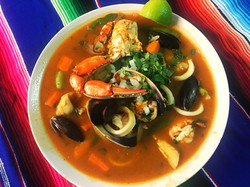 Large Seafood Soup