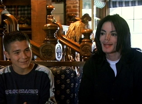 ראש בריא למיטה חולה: כך נוצר הקשר בין מייקל ג'קסון למשפחת ארוויזו