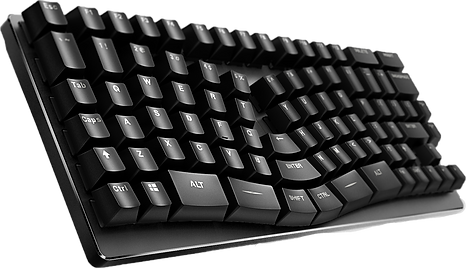 エルゴノミクスキーボード